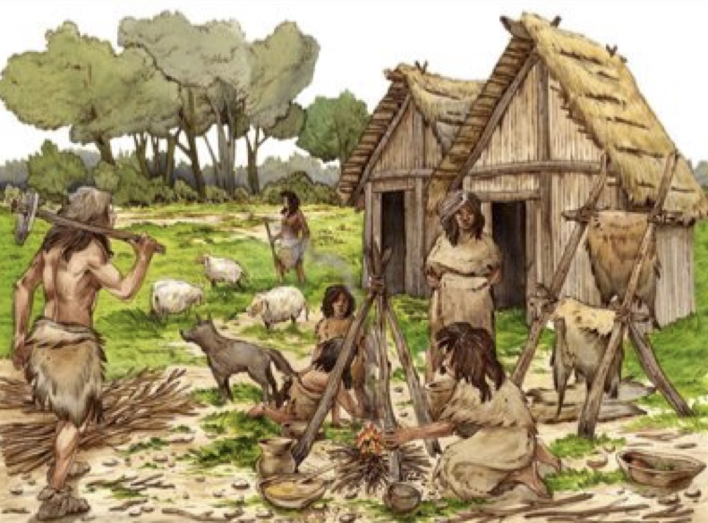 the impacts of hunting and gathering in the paleolithic period What happens when paleolithic-type diets are put to the test  in very short  order from the intense hunting pressure to feed millions of people  regarding  eggs, or any food really, their consumption by stone age humans really has  i' ve a sister with celiac disease and the consequences are very real.