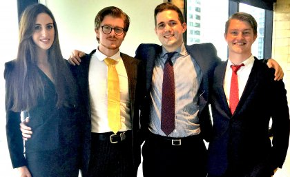 UQ students head to Dubai on global business