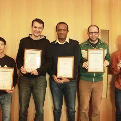 The UQ School of Economics Teaching Awards winners