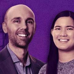 David Smerdon and Catherine Nguyen