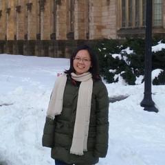 Yen Tran at Yale University
