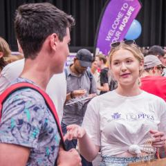 UQ PPE Society at BELFest 2020