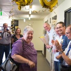 Margaret Cowan's 50 years at UQ