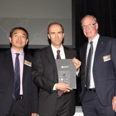 Carl Sherwood wins UQ Teaching Excellence Award
