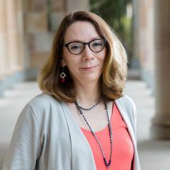 Professor Alicia Rambaldi