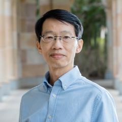 Professor KK Tang